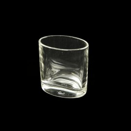 Ovales Glas