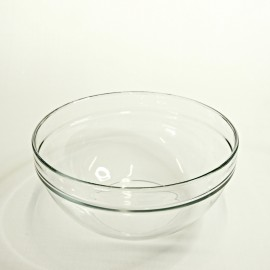große Salatschüssel (Glas)