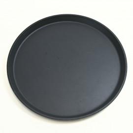 Tableaux rund schwarz